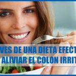 Claves de una Dieta efectiva para aliviar el Colon Irritable