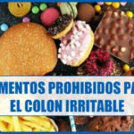 alimentos prohibidos para el colon irritable