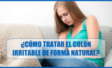 ¿Cómo tratar el colon irritable de forma natural?