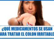 ¿Qué medicamentos se usan para tratar el Colon Irritable